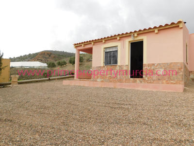 Ref:1568 Country House For Sale in Puerto de Mazarron