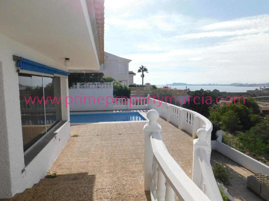 Detached Villa For Sale in Isla Plana, Murcia with pool  PPM-1569