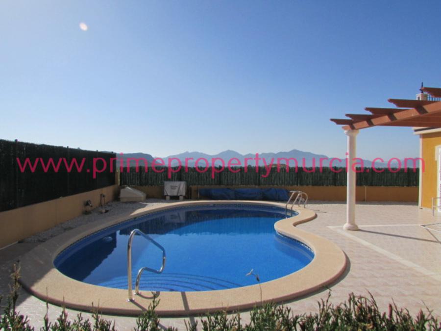 Murcia Detached Villa Mazarron Country Club