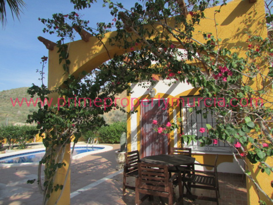 Semi Detached Villa Mazarron Country Club 2 Bedroom