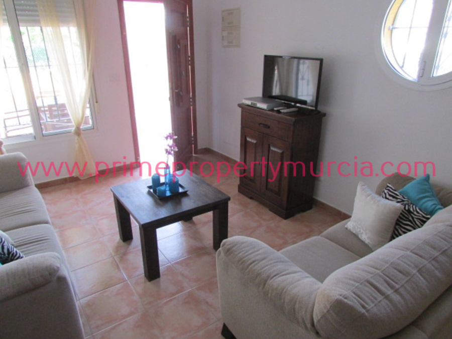 For sale Semi Detached Villa Mazarron Country Club