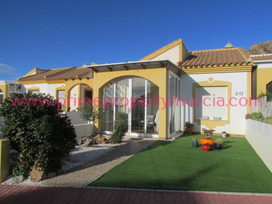 Semi Detached Villa For sale Mazarron Country Club