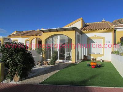 1669: Semi Detached Villa in Mazarron Country Club