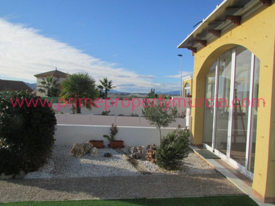 For sale Semi Detached Villa Mazarron Country Club