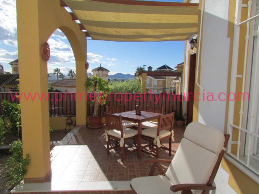 Mazarron Country Club Murcia Semi Detached Villa 89000 €