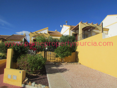 Ref:1673 Semi Detached Villa For Sale in Mazarron Country Club