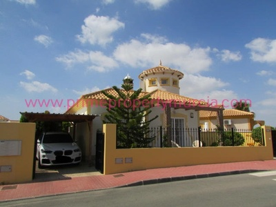 Ref:1647 Detached Villa For Sale in Mazarron Country Club