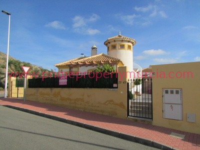Ref:1679 Detached Villa For Sale in Mazarron Country Club