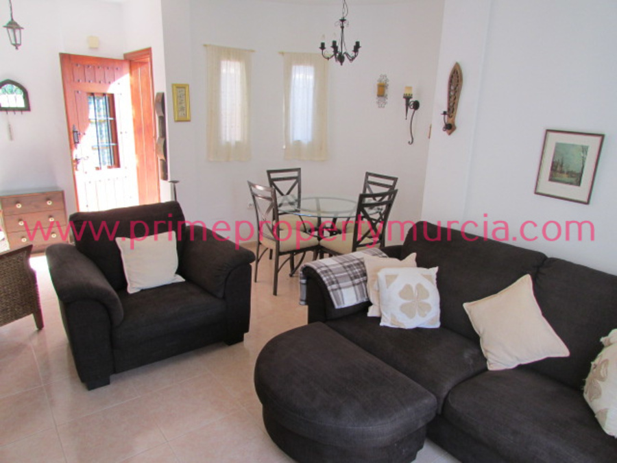 Mazarron Country Club Murcia Detached Villa 148000 €