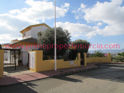 Ref:1681 Detached Villa For Sale in Mazarron Country Club