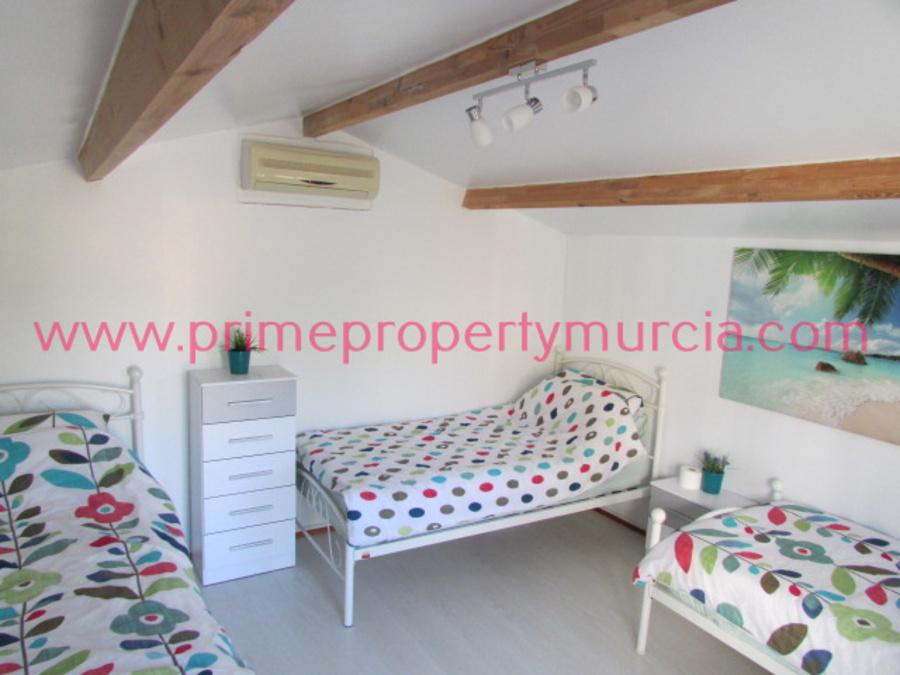 Detached Villa Mazarron Country Club 3 Bedroom