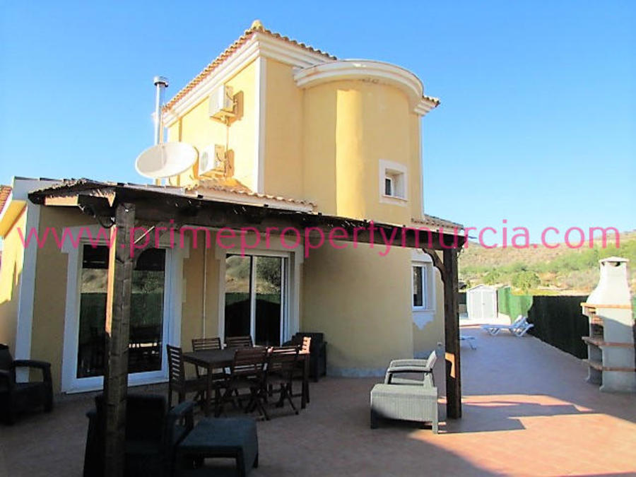 Mazarron Country Club Detached Villa For sale 184995 €