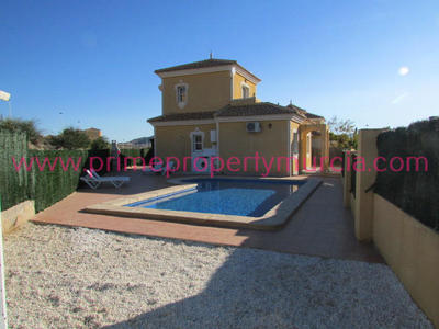 Ref:1682 Detached Villa For Sale in Mazarron Country Club