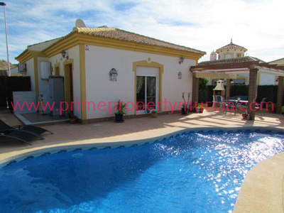 Ref:1688 Detached Villa For Sale in Mazarron Country Club