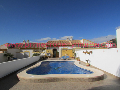 1693: Terraced House in Mazarron Country Club