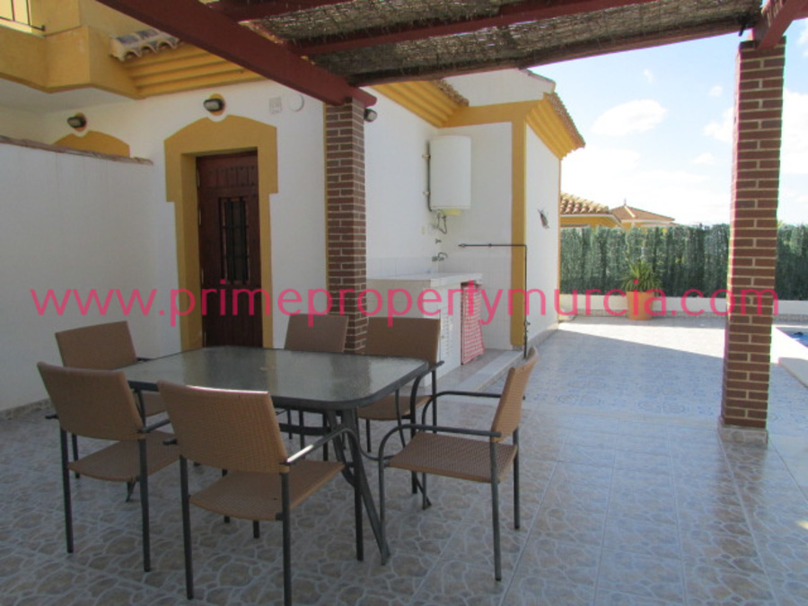 Detached Villa 2 Bedroom Mazarron Country Club