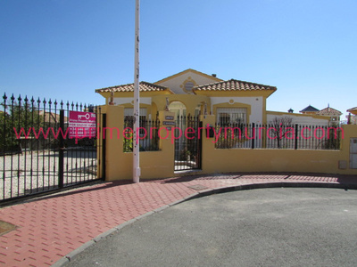 Ref:1697 Detached Villa For Sale in Mazarron Country Club