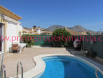 1697: Detached Villa for sale in Mazarron Country Club