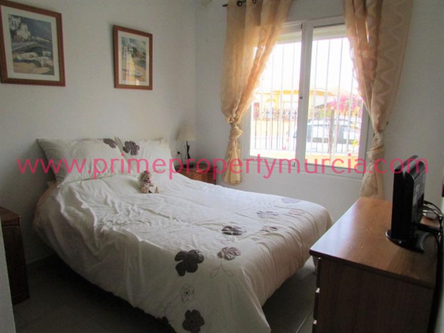 2 Bedroom Mazarron Country Club Detached Villa