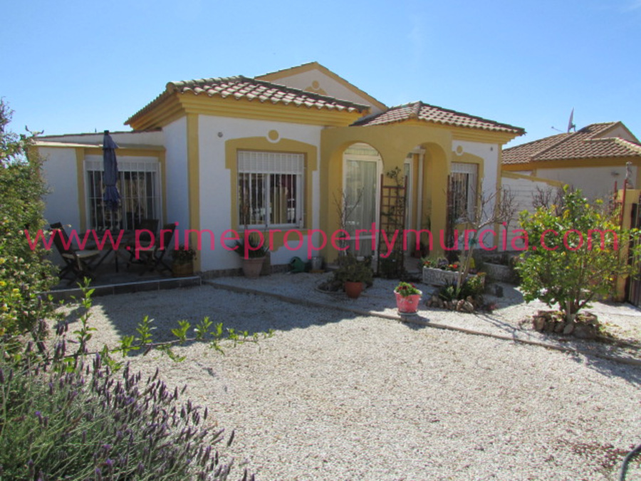 Detached Villa Mazarron Country Club 2 Bedroom