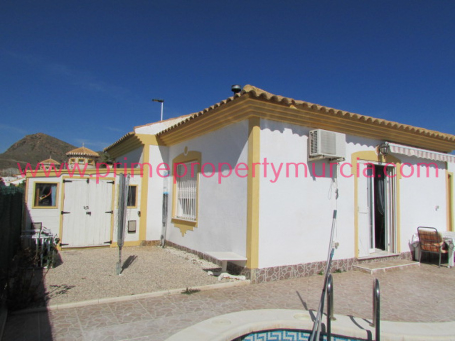Mazarron Country Club Detached Villa 2 Bedroom