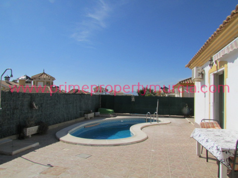 2 Bedroom Detached Villa Mazarron Country Club