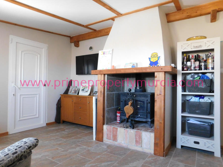 4 Bedroom Country House Mazarron
