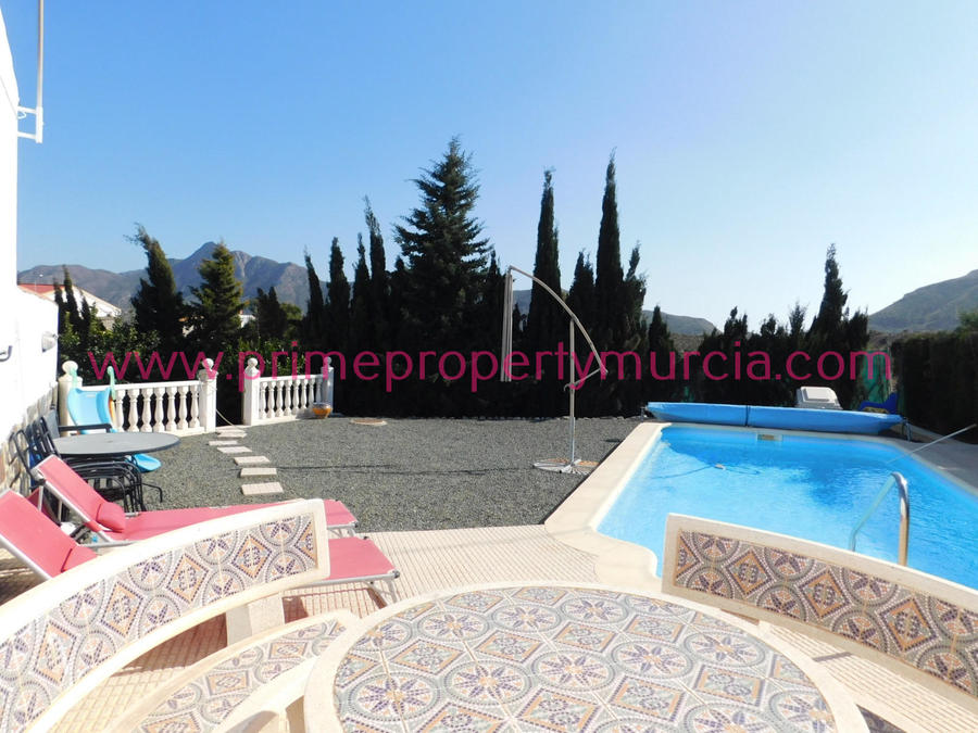 Country House For sale Mazarron