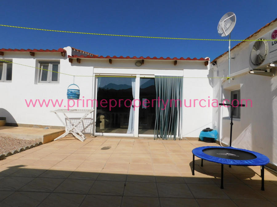 Country House Mazarron 4 Bedroom