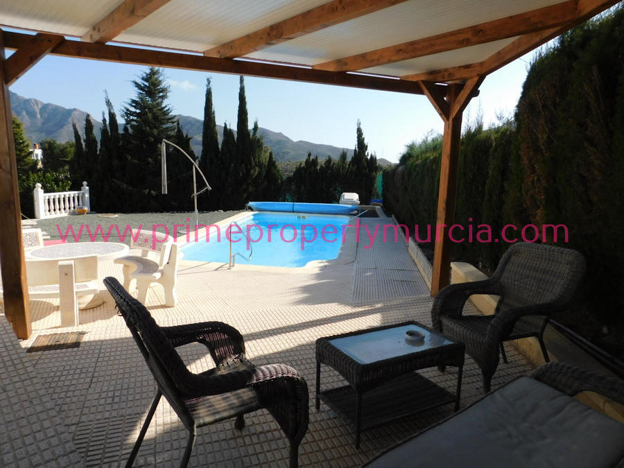 Country House 4 Bedroom Mazarron
