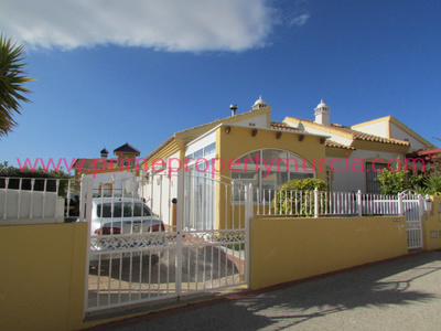 1698: Semi Detached Villa in Mazarron Country Club