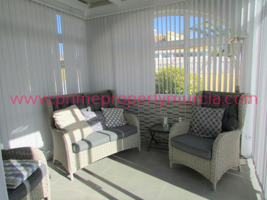 Mazarron Country Club Murcia Semi Detached Villa 98000 €