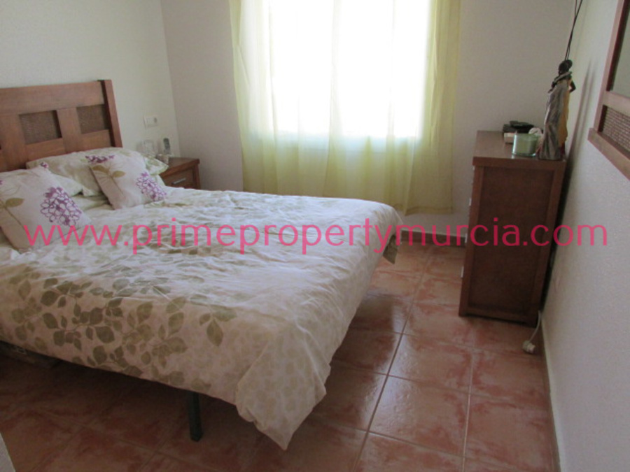 Semi Detached Villa Mazarron Country Club 2 Bedroom