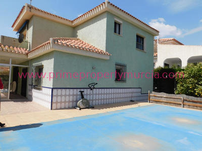 Ref:1575 Detached Villa For Sale in Bolnuevo