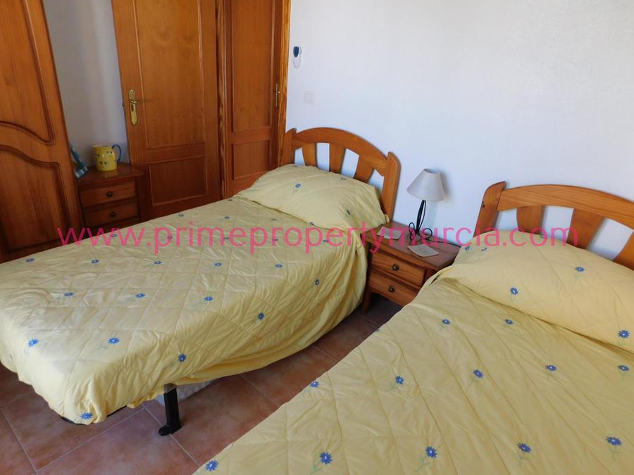 Bolnuevo Semi Detached Villa 3 Bedroom