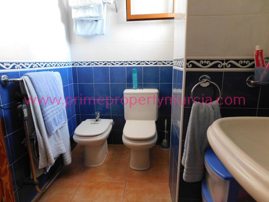 Semi Detached Villa Bolnuevo Murcia