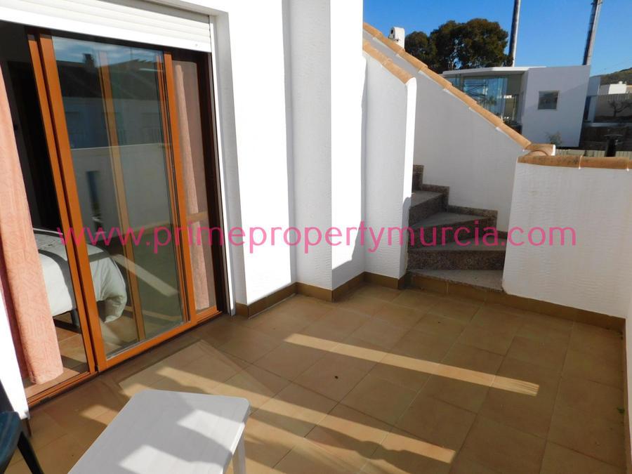 Semi Detached Villa For sale Bolnuevo