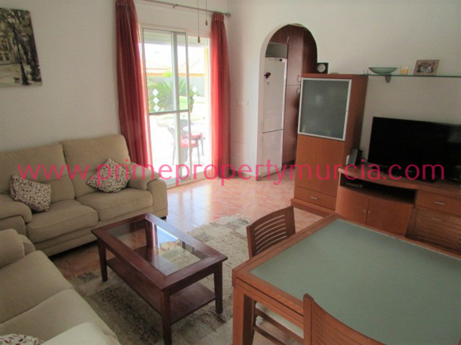 Mazarron Country Club 2 Bedroom Detached Villa