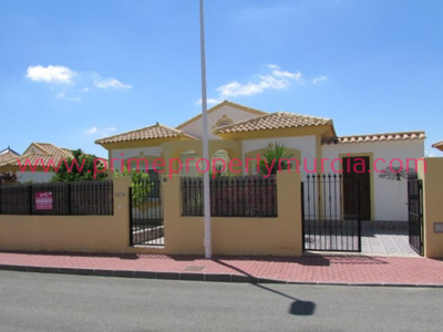 1706: Detached Villa in Mazarron Country Club