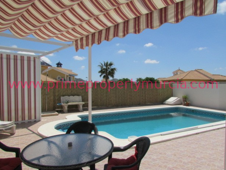 Mazarron Country Club Murcia Detached Villa 125000 €
