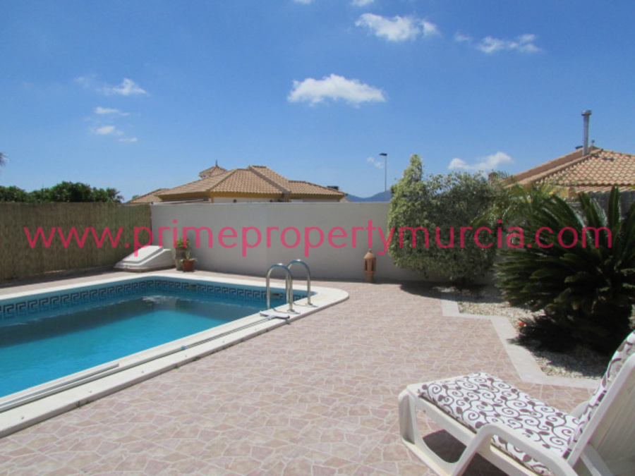 Murcia Detached Villa Mazarron Country Club