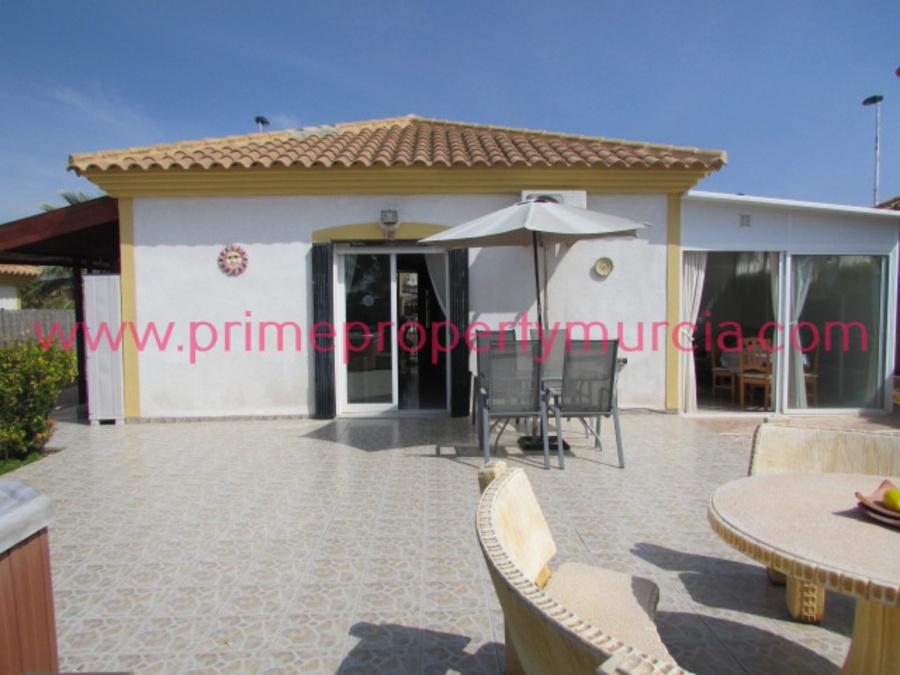 Mazarron Country Club Murcia Detached Villa 113000 €