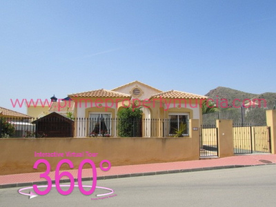 Ref:1811 Detached Villa For Sale in Mazarron Country Club