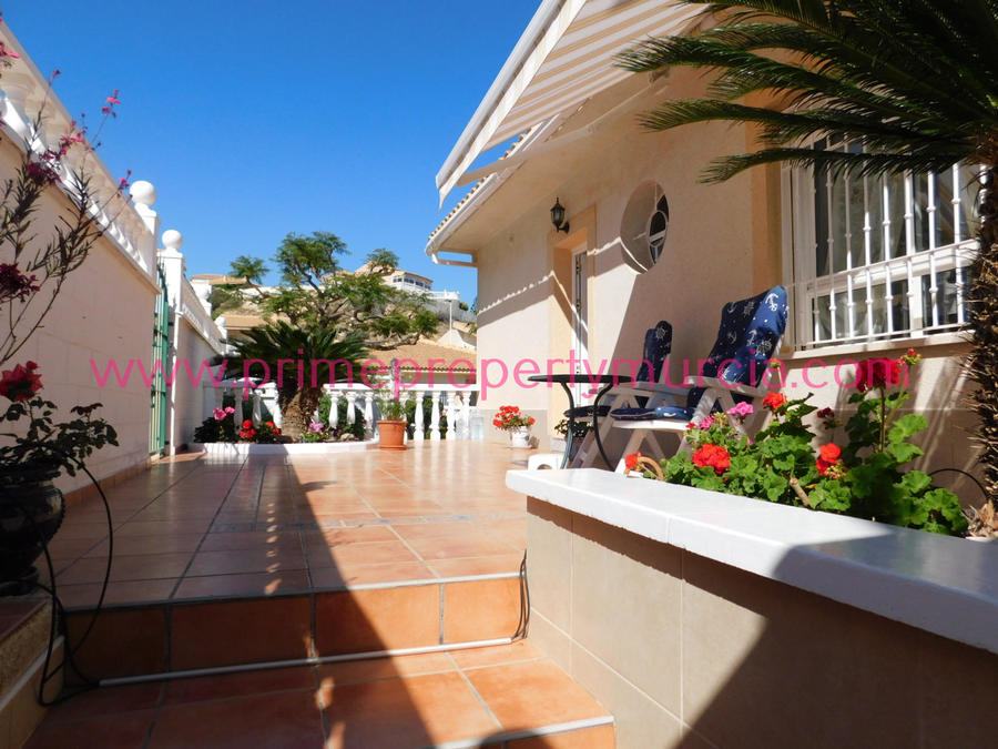 Bolnuevo 3 Bedroom Detached Villa