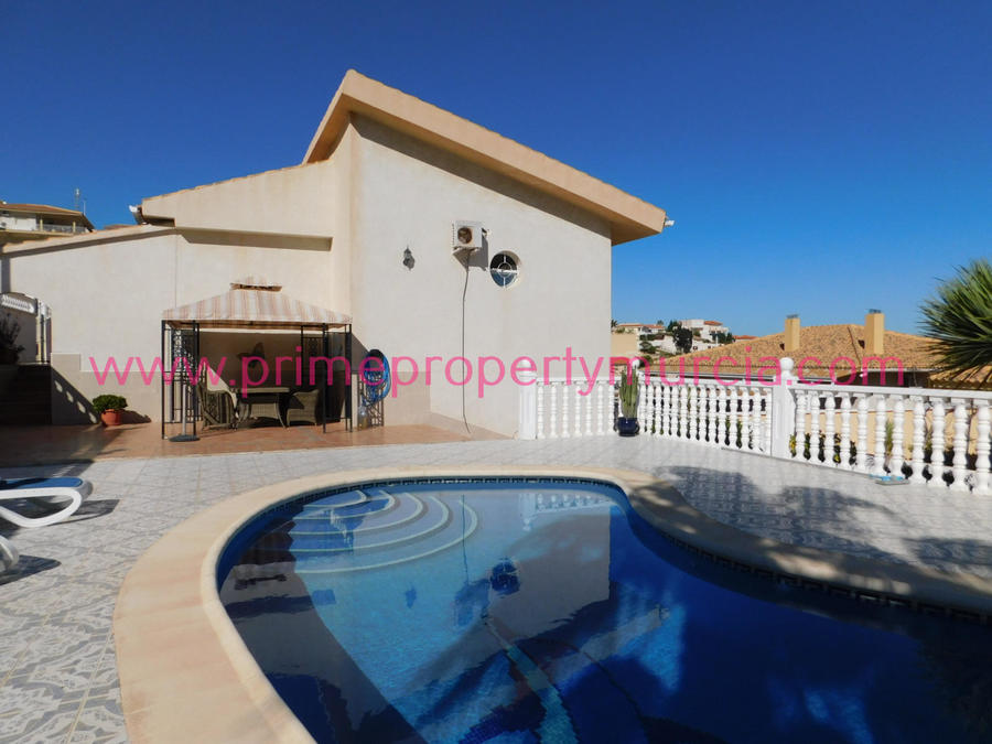 Bolnuevo Detached Villa Murcia