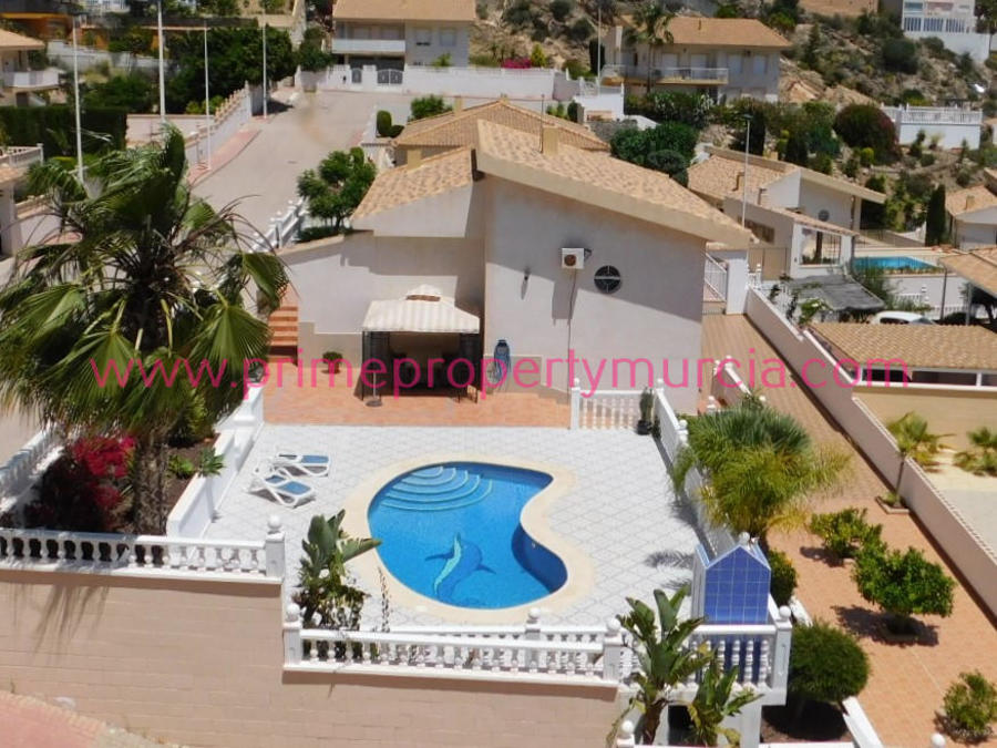 Detached Villa For sale Bolnuevo