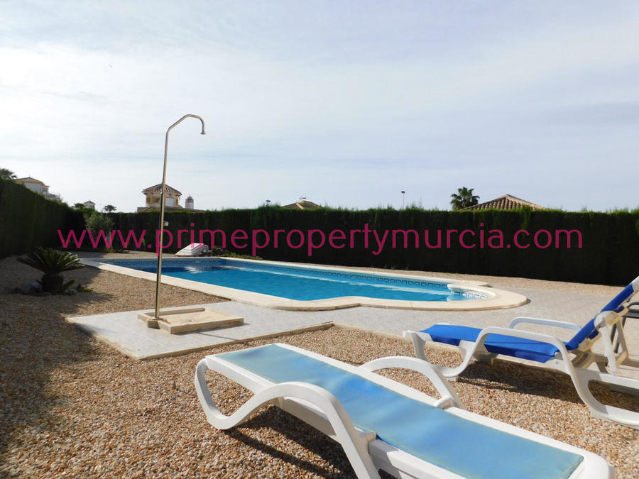 Mazarron Country Club Murcia Detached Villa 275000 €
