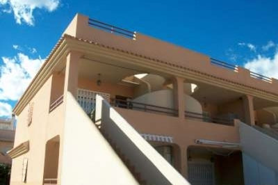 Ref:GR210 Apartment For Sale in Isla Plana