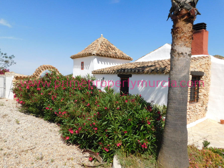 1712: Country House for sale in Mazarron