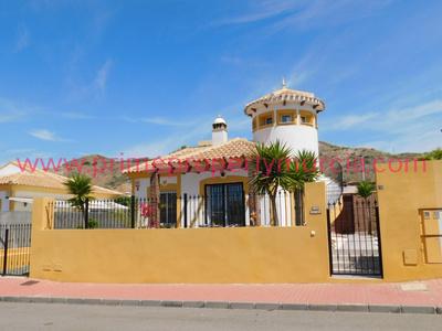 Ref:1713 Detached Villa For Sale in Mazarron Country Club